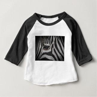 Camiseta Para Bebê Listras da zebra
