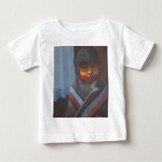 Camiseta Para Bebê Listras nativas
