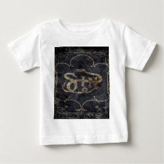 Camiseta Para Bebê Livro de Falln do pecado