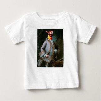 Camiseta Para Bebê Llamadeus