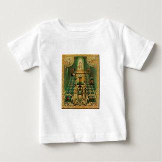 Camiseta Para Bebê lodgeroom