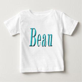 Camiseta Para Bebê Logotipo conhecido do Beau,