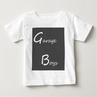 Camiseta Para Bebê Logotipo dos meninos da garagem