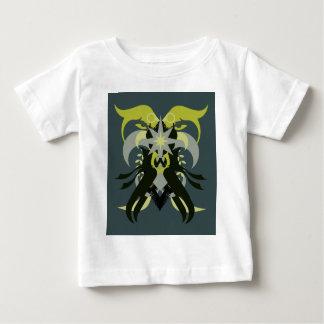 Camiseta Para Bebê Loki da abstracção sete
