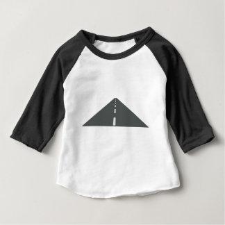 Camiseta Para Bebê Longo caminho