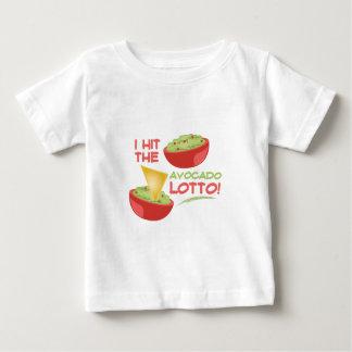 Camiseta Para Bebê Loto de Avacado