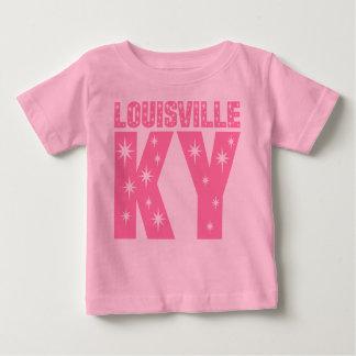 Camiseta Para Bebê Louisville KY Kentucky Stars o T do bebê