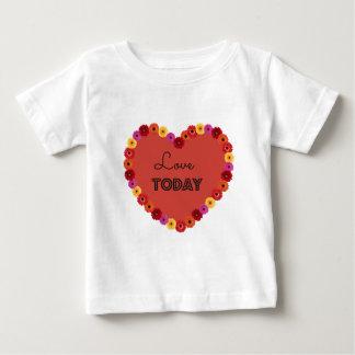 Camiseta Para Bebê Lovetoday