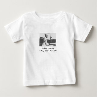 Camiseta Para Bebê Ludovic Lamothe