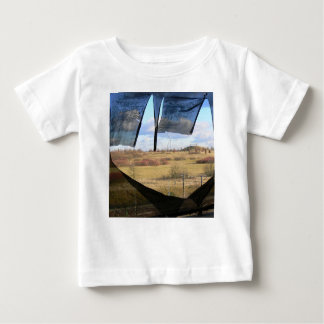 Camiseta Para Bebê Lugar perdido 01,0, expo 2000, Hannover