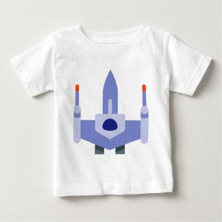 Camiseta Para Bebê Lutador do espaço
