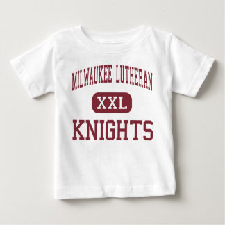 Camiseta Para Bebê Lutheran de Milwaukee - cavaleiros - alto -