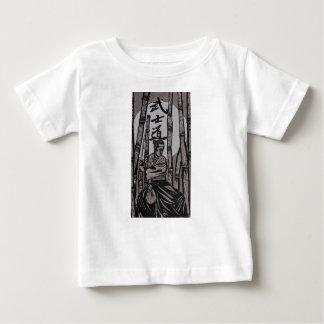 Camiseta Para Bebê Luz de lua de Bushido