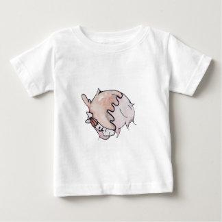 Camiseta Para Bebê maçã do carmel