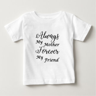Camiseta Para Bebê mãe