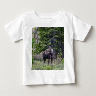 Camiseta Para Bebê Mãe dos alces