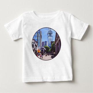 Camiseta Para Bebê MÃES de Boston - mercado de Quincy