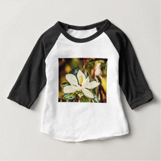 Camiseta Para Bebê Magnólia lindo de Mississippi