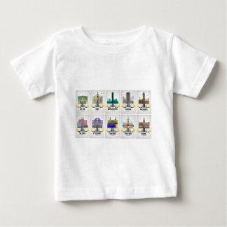 Camiseta Para Bebê Maior Manchester