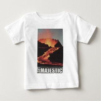 Camiseta Para Bebê #majestic