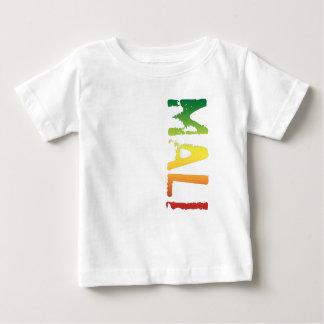 Camiseta Para Bebê Mali