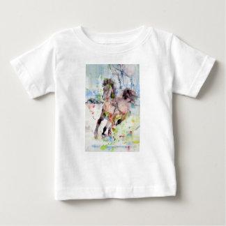 Camiseta Para Bebê maneira longa de ir