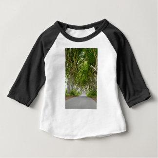 Camiseta Para Bebê maneira verde de ireland
