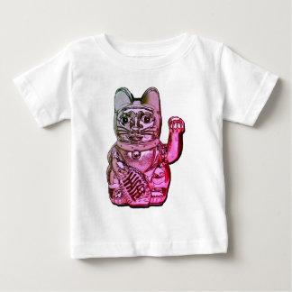 Camiseta Para Bebê Maneki Neko 04.01.F