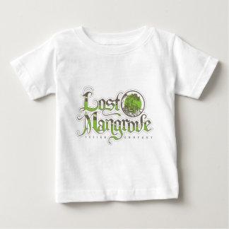 Camiseta Para Bebê Manguezais perdidos