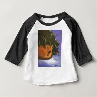 Camiseta Para Bebê Manhã acolhedor
