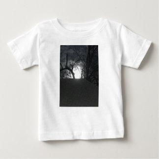 Camiseta Para Bebê Manhã delével