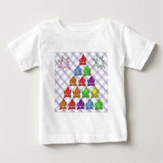 Camiseta Para Bebê Mantenha a chama ir…
