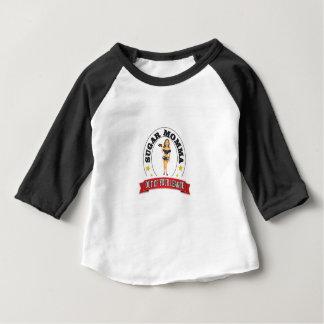 Camiseta Para Bebê manutenção programada fora de sua liga