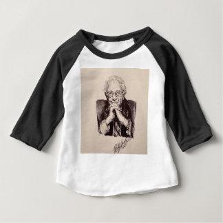 Camiseta Para Bebê Máquinas de lixar de Bernie por Billy Jackson