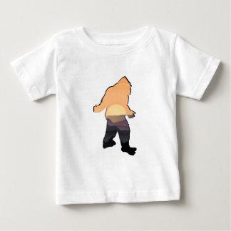 Camiseta Para Bebê Máscara mais profunda do alvorecer