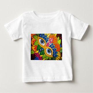 Camiseta Para Bebê Máscara veneziano