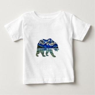 Camiseta Para Bebê Máscaras do azul