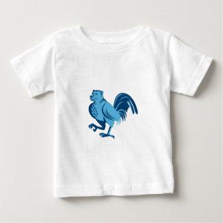 Camiseta Para Bebê Meia marcha do híbrido da meia galinha do urso