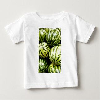 Camiseta Para Bebê Melancias