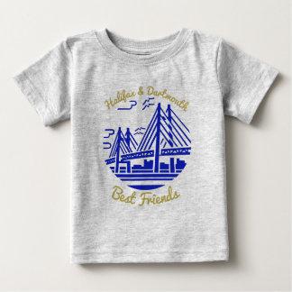 Camiseta Para Bebê Melhores amigos de Nova Escócia Halifax Dartmouth