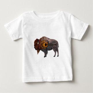 Camiseta Para Bebê Melodia das naturezas