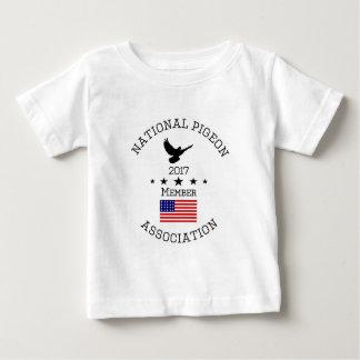Camiseta Para Bebê Membro Logowear do NPA