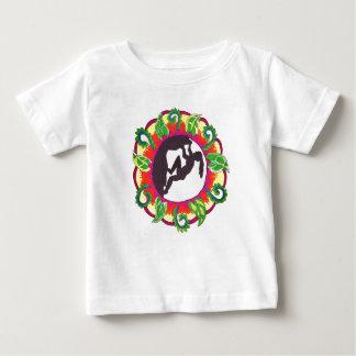 Camiseta Para Bebê Menina do zen da escalada