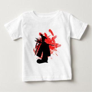 Camiseta Para Bebê Menina japonesa