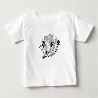Camiseta Para Bebê Menina lindo