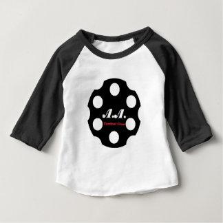 Camiseta Para Bebê Meninos nascidos para ser parte de AATC