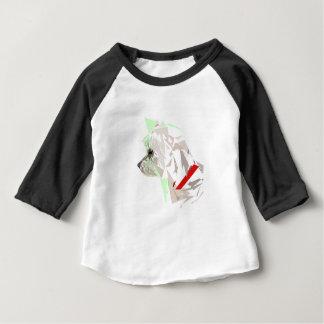 Camiseta Para Bebê Menthéos