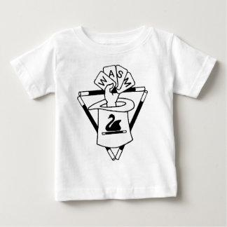 Camiseta Para Bebê Mercadoria de WASM