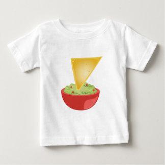 Camiseta Para Bebê Mergulho de Avacado