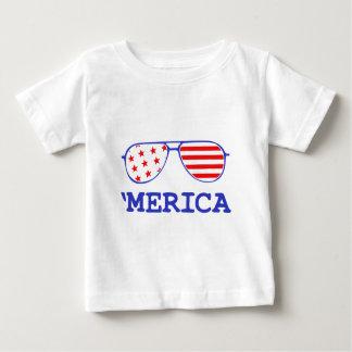 Camiseta Para Bebê 'Merica